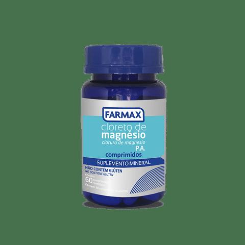 CLORETO-DE-MAGNESIO-FARMAX-60-COMPRIMIDOS