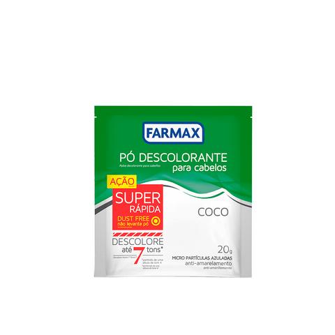 PO-DESCOLORANTE-CAPILAR-COCO-FARMAX-20G
