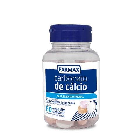 CARBONATO-DE-CALCIO-MASTIGAVEL-FARMAX-60-TABS