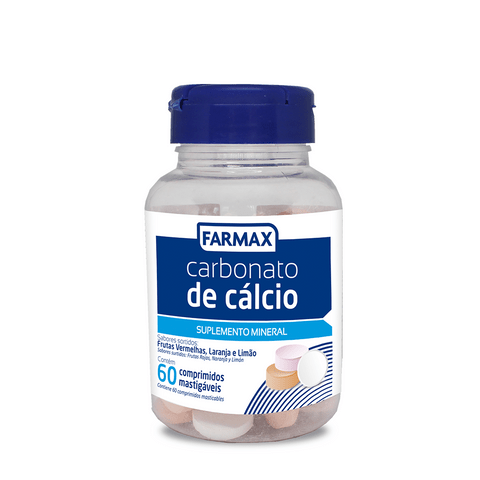 CARBONATO-DE-CALCIO-MASTIGAVEL-FARMAX-60-TABS