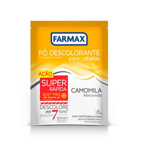 PO-DESCOLORANTE-CAPILAR-CAMOMILA-FARMAX-8G