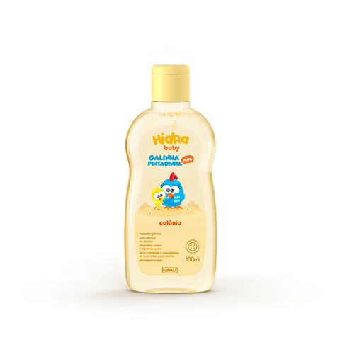COLONIA--HIDRABABY-GALINHA-PINTADINHA-MINI-100ML